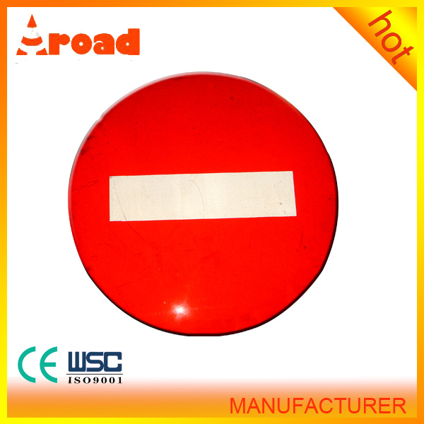 good qualityReflective aluminium highway road signs ,plastic sign