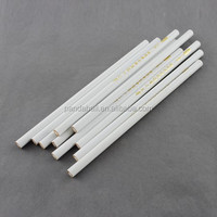 White Nail Art Dotting Jewelry Tools Wooden Rhinestone Picking Pencils