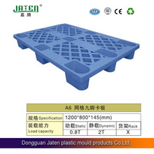 Jaten A6 nesting plastic pallets recycle cardboard factory