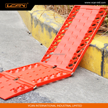 4WD PP snow ladder car recovery tracks escape from snow,mud,sand