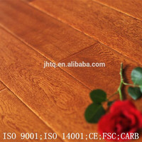 Handscraped Oak Engineered Wood Flooring 910127152mm top layer