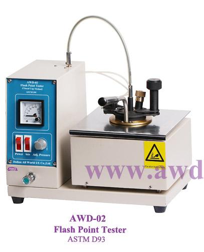 Awd 03 digital kinematic viscosity tester for petroleum for Paint viscosity tester