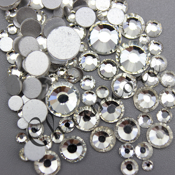 Manufacturer Supply Crystal Rhinestone For Nail Art Decoration