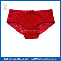 2015 Hot Sale Women Red Lace Panties Brief Underwear 026