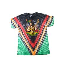 Manufacturer sale New product sport band tie dye t-shirt