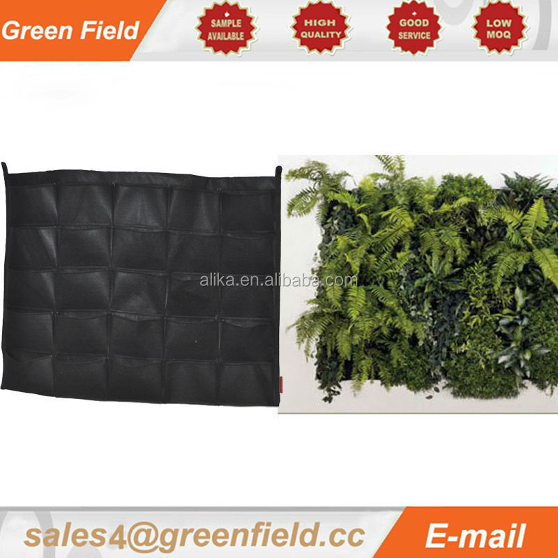 Flower pot garden Wholesale vertical garden save pace