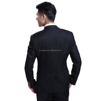 Stylish Slim Fit Men Formal Business Suits Tuxedos Blazer Business suit for men