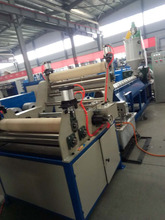 plastic sack bag making machine pp rope making machine