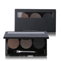 Eyebrow Powder With Brush 3 Colors Eyebrow Powder Cosmetics Makeup Tool