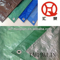 LDPE fabric tarpaulin ( truck cover trailer cover equipment cover trailer awning )