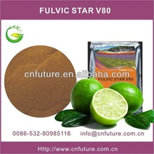 Bio Fulvic acid 99% organic fertilzer from vegetable mineral