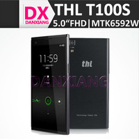 Newest THL T100S Octa Core MTK6592 1.7GHz 2GH RAM 32GB ROM 5.0 Inch Screen NFC OTG mobile phone