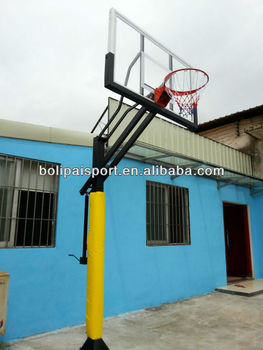 Height Adjustable Basketball Stand