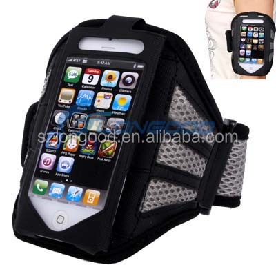 Exercise Arm band Case Sports Mobile Phone Arm cases for Iphone5/5G/5S