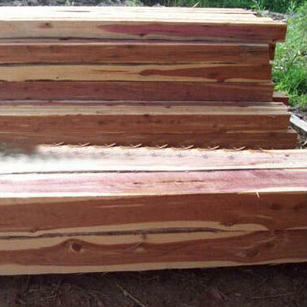 Cedar lumber wood fence post for sale buy cedar lumber for Timber decking for sale