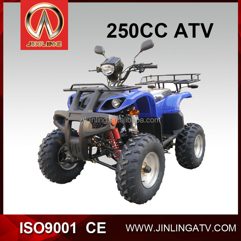 2015 New 4 Stroke 250cc jinling quad manual for sale