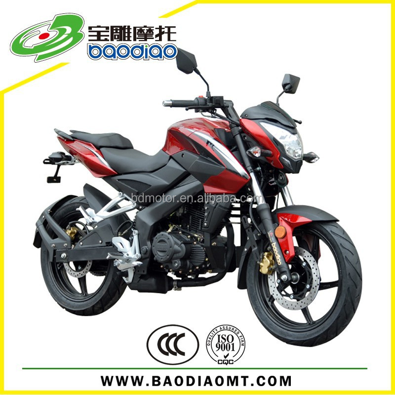 BD250-22A 2014 NEW Streer Motorcycles