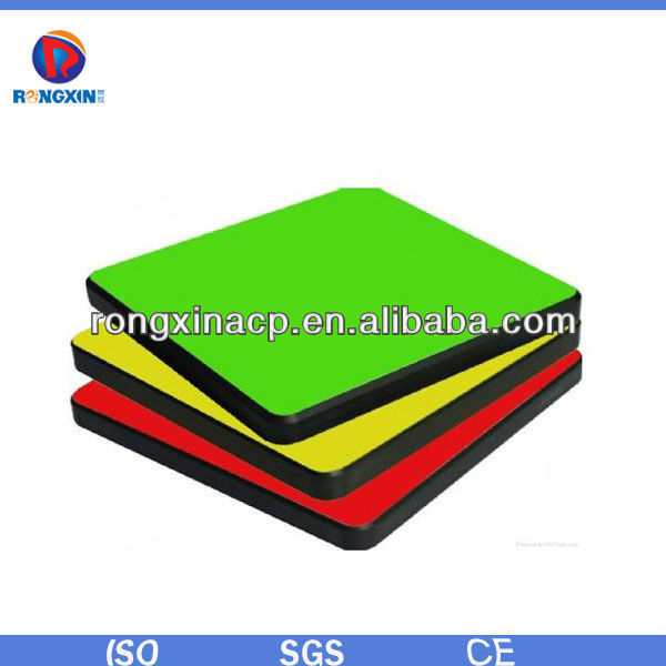 Colourful Insulation Aluminum Composite Panel For Exterior Wall Cladding