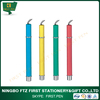 First Y190 Solid Color Mini Lanyard Metal Ball Pen For Promotion
