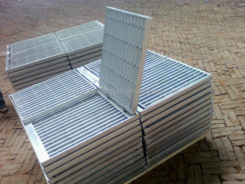 top quality fiber glass molded gratings grp mould