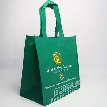 cheap Non-Woven Promotional Budget eco Wholesale shopping Tote Bags