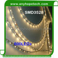 CE RoHS compliant low profile and flexible high brightness led flexible tube lights
