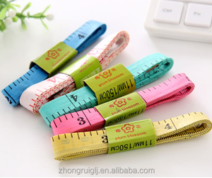 Plastic Promotional Mini Tape Measure,Paper Measuring Tape,Fiberglass Tape Measure