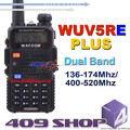 2014 Newest wuv5re-plus Dual band waccom selling mobile radio
