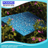 Hot-Selling High Quality Low Price polycarbonate roofing colours