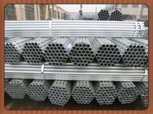 hot dipped galvanized welded rectangular bright or black weled steel pipe