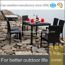 waterproof rattan aluminum living accents outdoor furniture