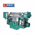 YC6T480C High Performance 350KW 1800RPM Marine Diesel Engine for Propulsion