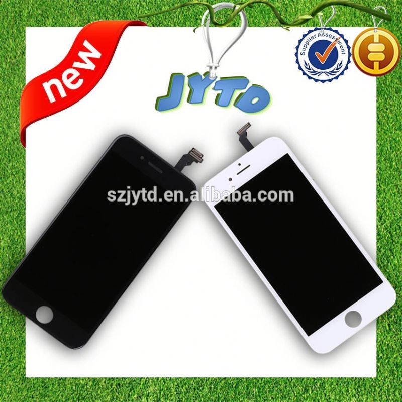 spare for cell phone Good services display cell phone digitizer,lcd for iphone 6,for iphone 6 lcd