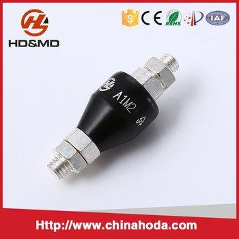 Durable A1M2 China Manufacturer Through Bore Mercury Slip Ring