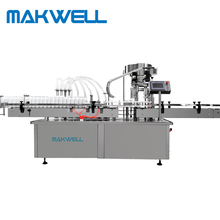 Professional Manufacturer Pharmacy Equipment Filling Machine Small