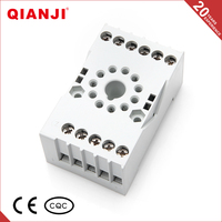 QIANJI China Wholesale MT740 3Z Electrical Industrial Universtal Relay Sockets