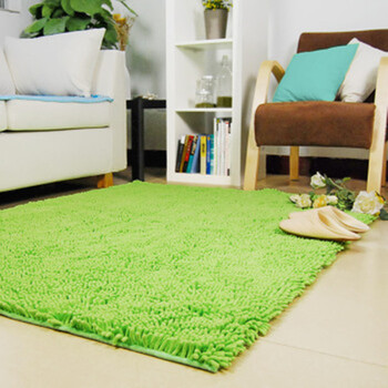 chenille floor carpet for children
