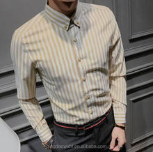 chinese collar mens buttons shirts casual brand name men slim fit dress shirts