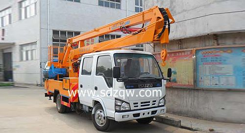 top sales with competitive price factory direct sales high altitude work vehicle