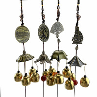 Factory wholesale Chinese supplier cheap price hanging metal wind chime