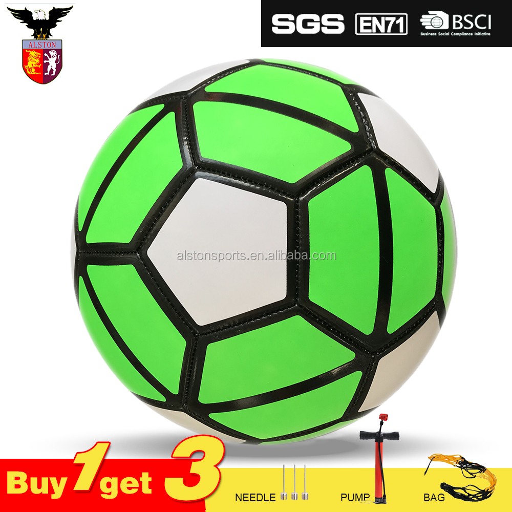Official Size 5 Pvc Material professional football soccer