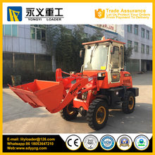 for sale china small articulated front end mini loader zl08 construction equipment cheap price
