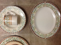 China Cups Saucers Plates