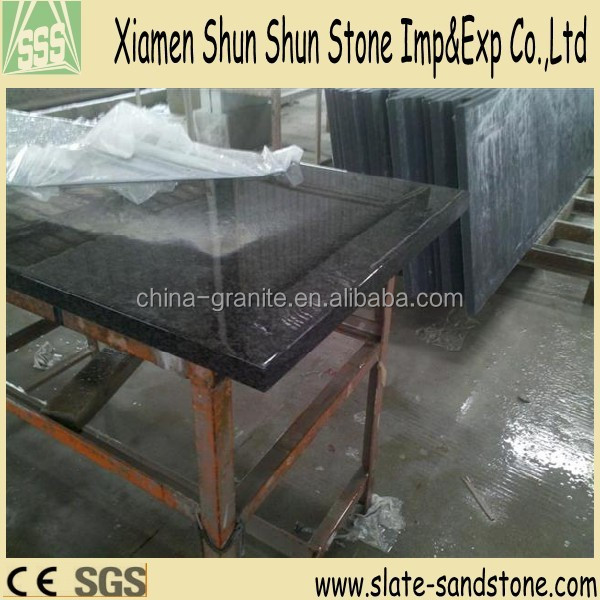 Mongolia black granite for sale
