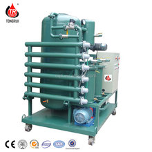 New Designed Transformer Oil Treatment Plant/Insulation Oil Filtraiton System/ Oil Reconditioning machinery