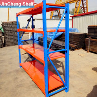 wholesale light duty sheet metal shelving units storage rack