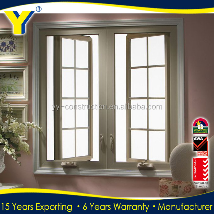 Yy aluminium windows and doors aluminum used exterior for Exterior windows for sale