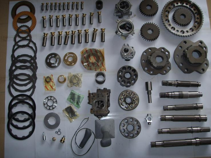 Original used a10vd43 hydraulic main pump hydraulic pump for Bobcat 743 drive motor rebuild kit