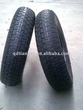 4.00-8 wheelbarrow tyre and tube with high quality