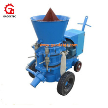 Variable output nice quality spray refractory gunning machine from China supplier